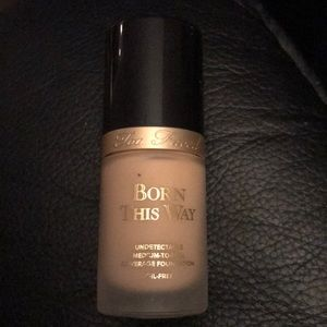 """Too Faced """"Born This Way"""" Foundation: Shade """"Snow"""""""